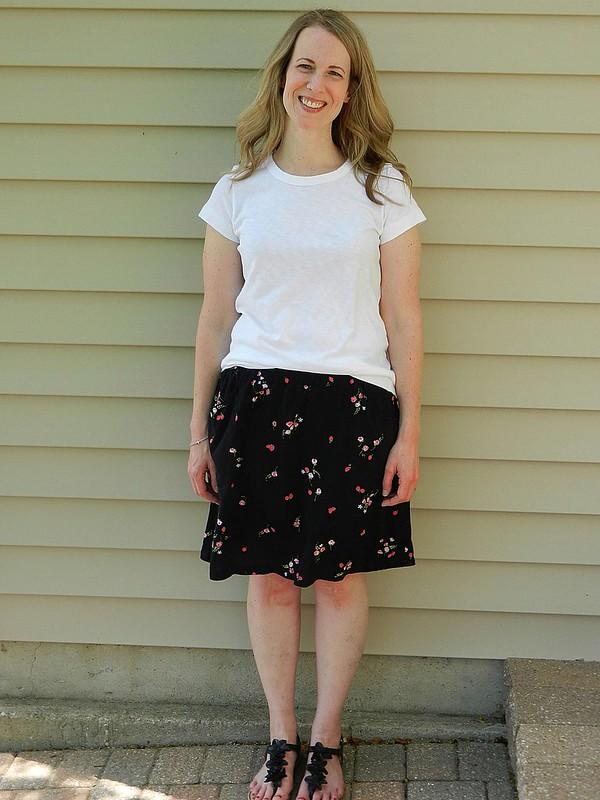 Parkside Skirt 1