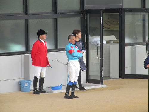 函館競馬場での岩田騎手