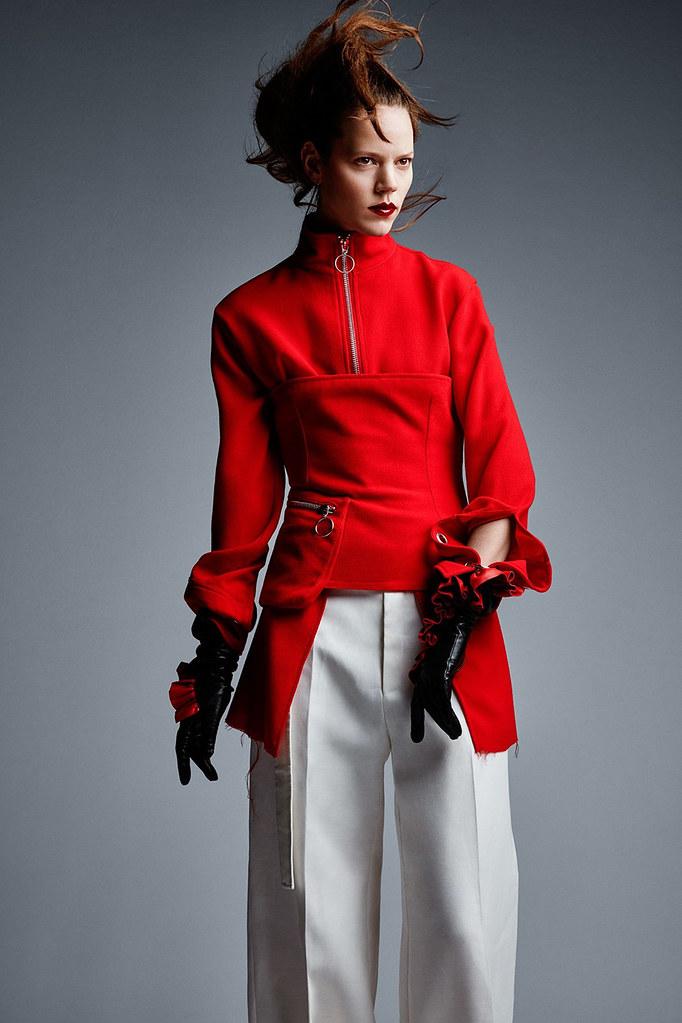 Фрея Беха Эриксен — Фотосессия для «Vogue» UK 2016 – 3
