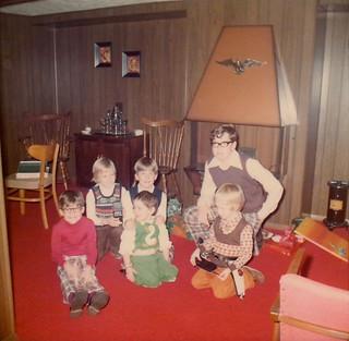 Dooley brothers circa 1970