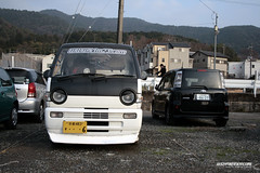 Modified Kei Truck