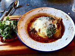 Jamie Oliver's Mezzaluna Caprese