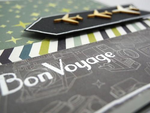 Bon Voyage (detail)