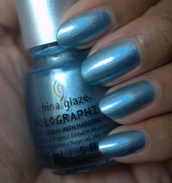 China Glaze Sci-Fly By nail polish
