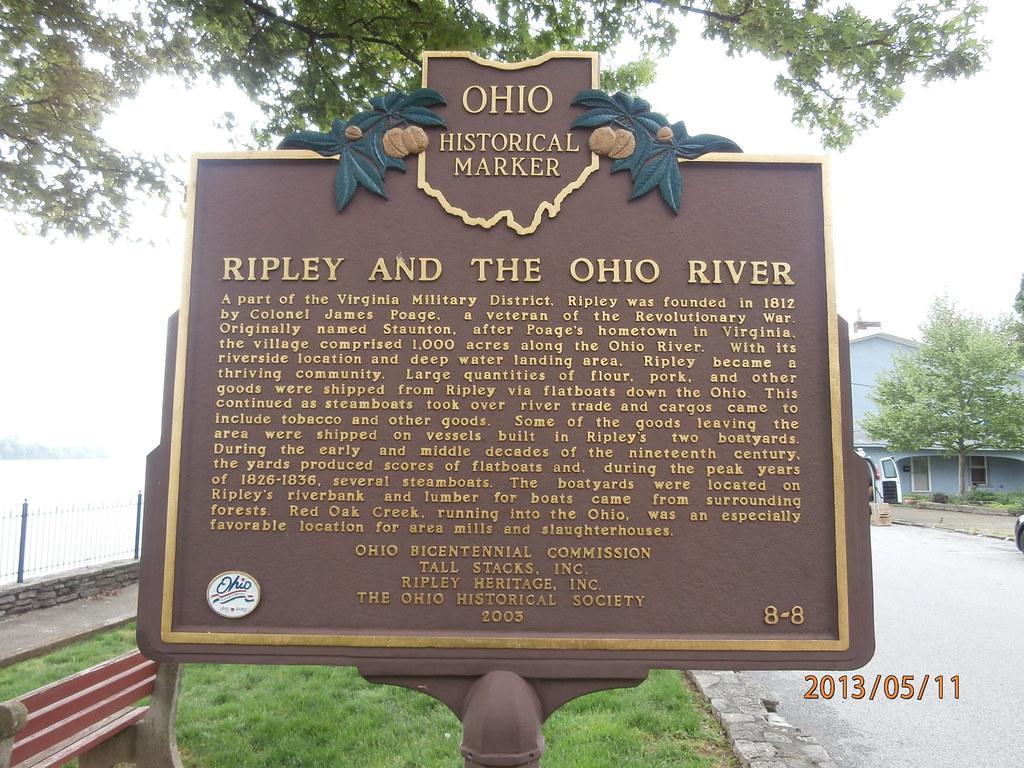 Greenwood Motel Ripley Ohio