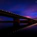 Bridge and Stars over Penobscot River