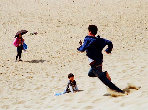 Tottori sand dunes_11