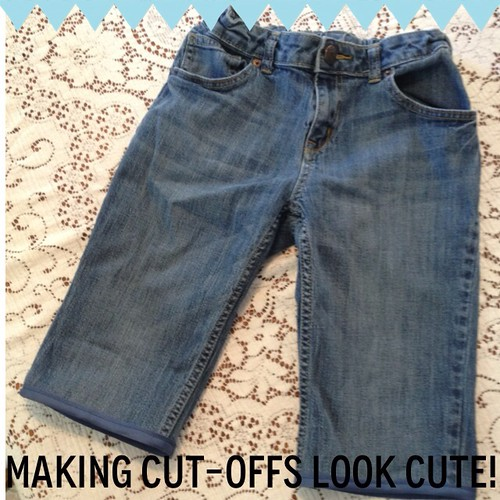 Making cut-offs cute