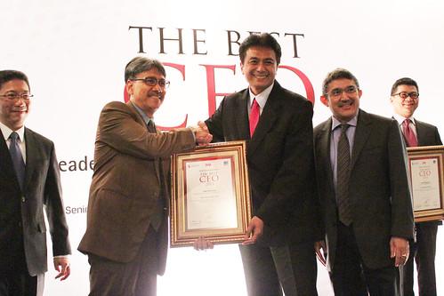 The Best CEO 2013: Judi Achmadi.