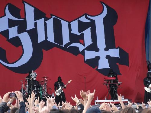 Ghost - Sonisphere 2013