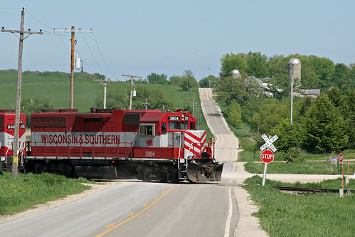 County Highway S