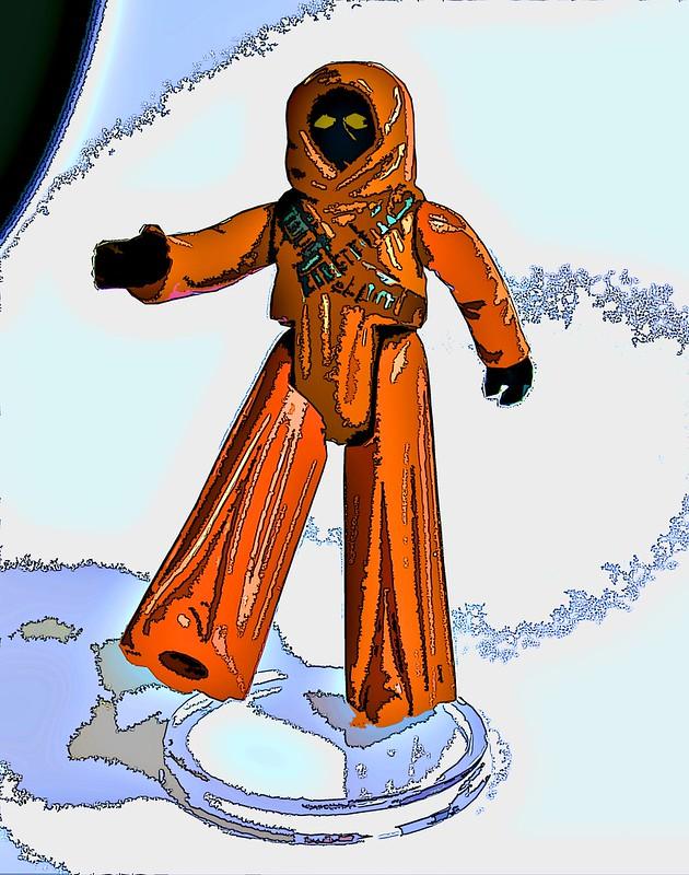 psybertech's Star Wars Figures Artwork Limelight 9048799429_8c7afc1df2_c