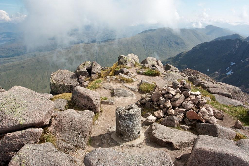 Summit of Ben Cruachan