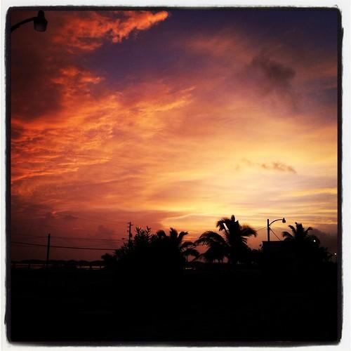sunrise bahamas iphone instagram
