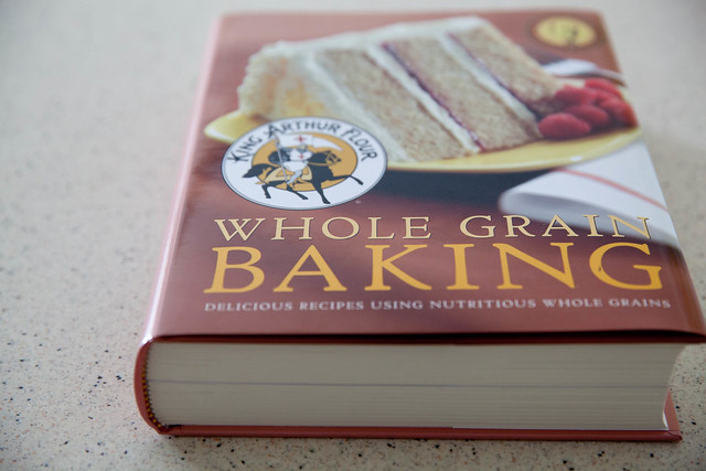 King Arthur Flour Whole Grain Baking: Review (and Giveaway!)