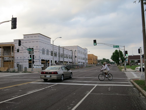 Vandeventer, Grand Center, New Construction