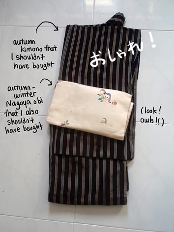 autumn kimono