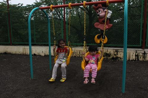 The Grand Kids On A Swing by firoze shakir photographerno1