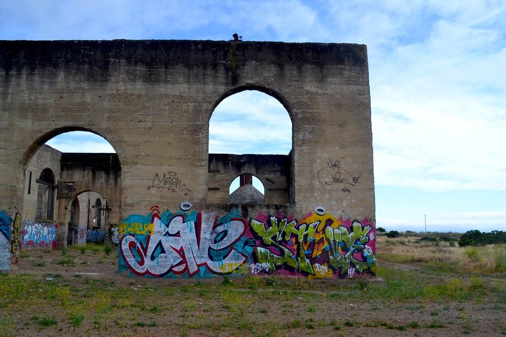 DINE, STEVE, Graffiti, Street Art, The Yard, North Bay,