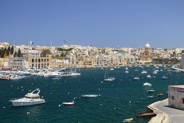 Vittoriosa waterfront - Malta