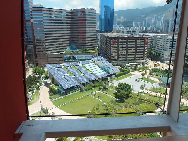 香港竟然有綠能建築欸!