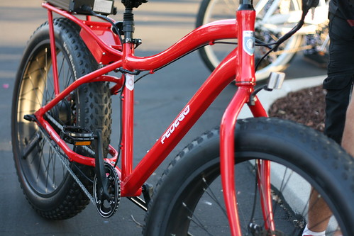 Pedego electric fat bike