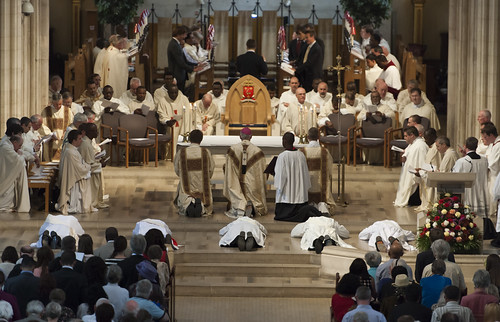 Ordination to the Sacred Priesthood for Archdiocese of Southwark