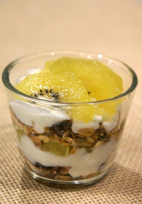 Day 4 Zespri® Kiwifruit Parfait