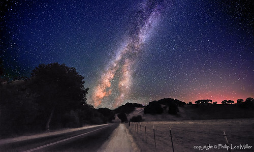 nightphotography stars landscape centralcalifornia carmelvalley milkyway countryroads longexposures vanishingpoints d600