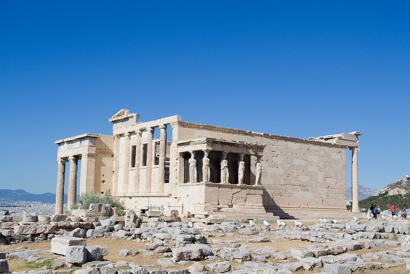 Erechtheion @ the Acropolis | Athens, Greece