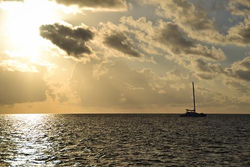 sunrise honduras roatan flickrandroidapp:filter=none
