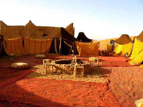 Morocco Camp