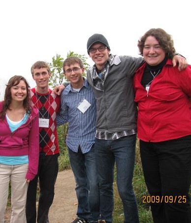 James et friends