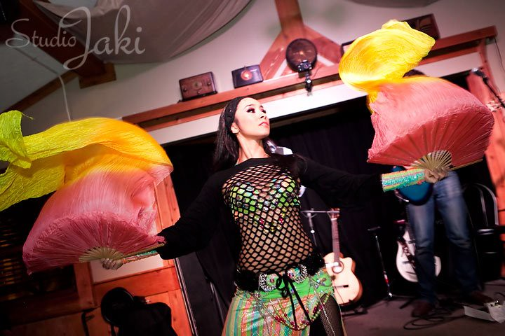 Anasma and Beatbox Guitar by Studio Jaki - World Bellydance Alliance 18