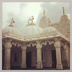 Heritage Open Day at the Mandir.