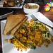 Loaded tofu scramble