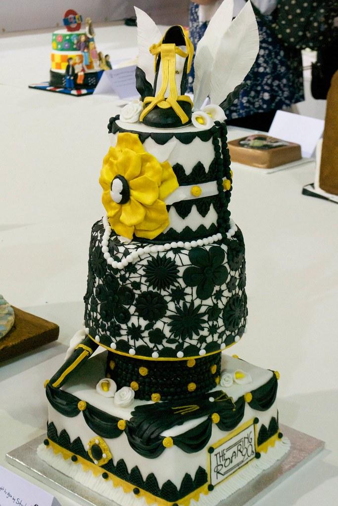 silvia ruggiero 1920s cake