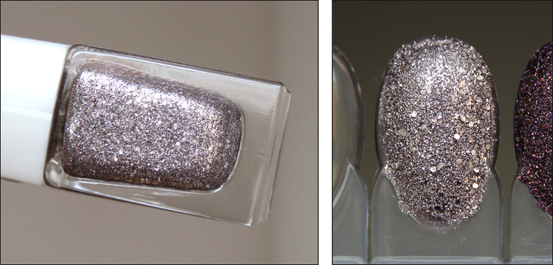 IsaDora Metal crush swatch