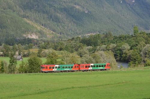 18.09.2013 (XIII); Oostenrijk, dag 19, cargo op de Murtalbahn