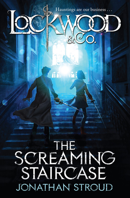 The Screaming Staircase UK Cover