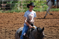 rodeo(0.0), field(0.0), barrel racing(0.0), animal sports(1.0), western riding(1.0), soil(1.0), equestrian sport(1.0), sports(1.0), reining(1.0), jockey(1.0), cowboy(1.0), traditional sport(1.0),