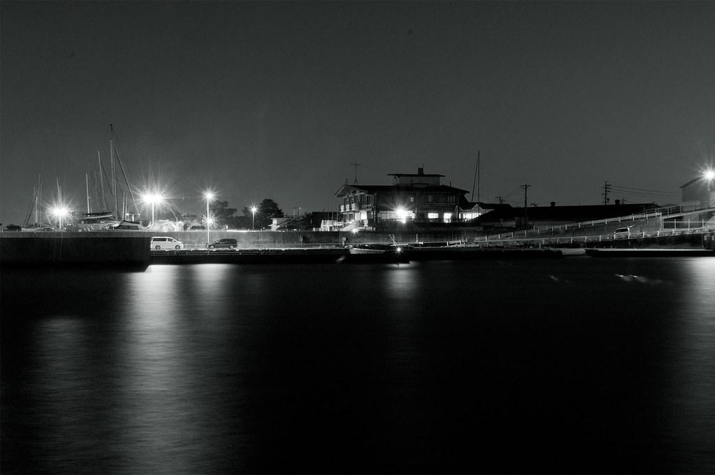 a silent port|津松阪港