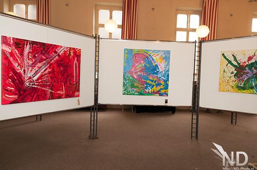 Kunst in het Klooster 13-10-2013