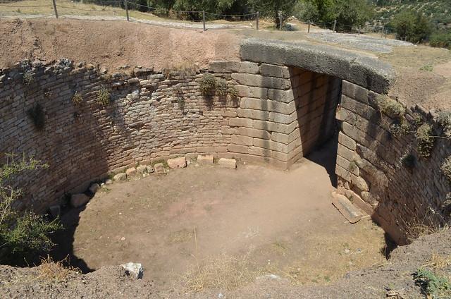 Header of Mycenae