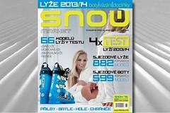 SNOW 76 market - lyže 2013/14 + 4x test lyží