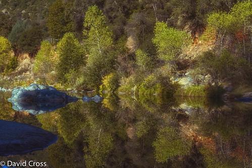 california autumn fall northerncalifornia reflections river landscape bridgeport nevadacounty reflectingpond sierranevadarange sierranevadafoothills canon7d canon1585mmusmis lightroom5 topazsw yubariversouthfork