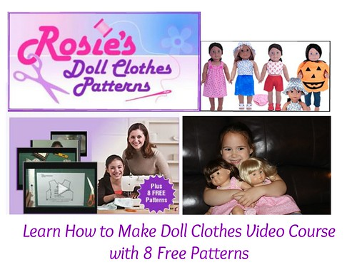Rosie Doll Clothes