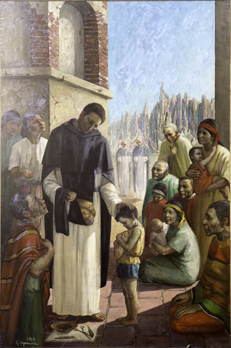 St. Martin de Porres OP