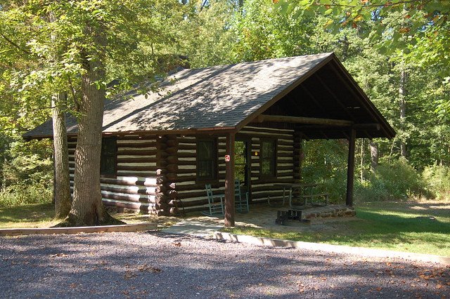 Cabin 1 At Westmoreland State Park Virginia