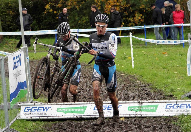 Radsport - GGEW City Cross Cup Lorsch - 10.11.2013 - Saison 2013-2014 - Lorsch